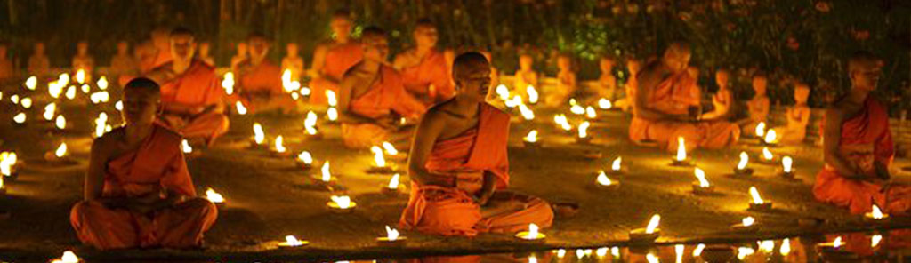 Monks Performing Buddhist Funeral Rituals in Sydney